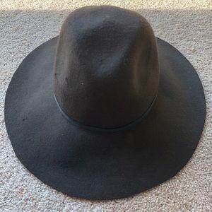 American Eagle brown wool hat